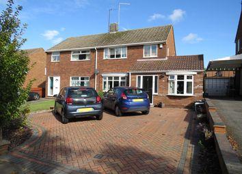4 bed semi-detached house for sale in Welford Road, Kingsthorpe, Northampton NN2