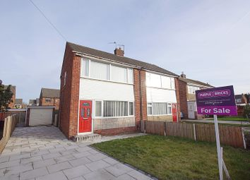 Thumbnail 2 bed semi-detached house for sale in Northwood Road, Runcorn