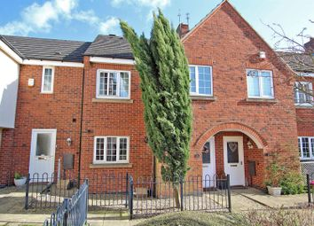 Thumbnail 3 bed town house for sale in Edison Way, Arnold, Nottingham