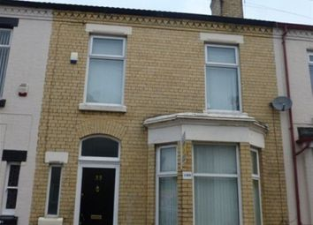 Thumbnail 5 bedroom property to rent in Barrington Road, Wavertree, Liverpool