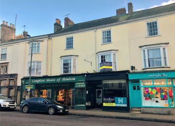 Thumbnail 4 bed terraced house for sale in High Street, Honiton, Devon