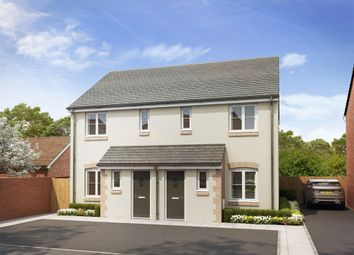"""Thumbnail 2 bed semi-detached house for sale in """"The Trafalgar"""" at Thame Park Road, Thame"""