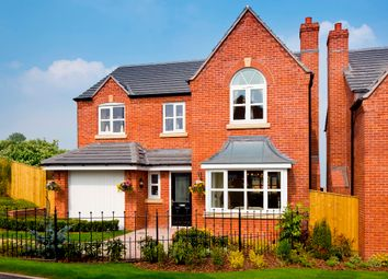 Thumbnail 4 bedroom detached house for sale in The Bramhall - Upton Dene, Liverpool Road, Chester