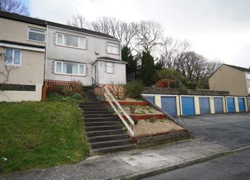 Thumbnail 3 bed end terrace house for sale in Humber Close, Plymouth