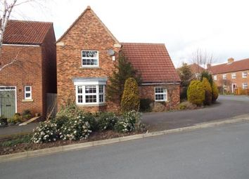 Thumbnail 3 bed detached house for sale in The Stripe, Stokesley, North Yorkshire