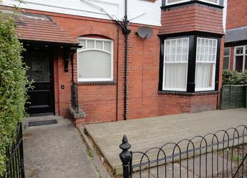 Thumbnail 1 bed flat to rent in 21 Grosvenor Road, Scarborough