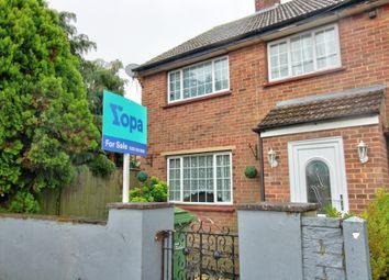 3 bed semi-detached house for sale in Glebe Place, Horton Kirby, Dartford DA4
