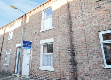Thumbnail 2 bedroom terraced house for sale in Frances Street, York