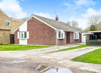 Thumbnail 2 bedroom detached bungalow for sale in Wimpole Road, Great Eversden, Cambridge