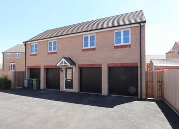 Thumbnail 2 bed property to rent in Farrer Way, Barleythorpe, Oakham