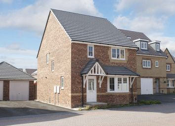 "Thumbnail 4 bedroom detached house for sale in ""Chesham"" at Laughton Road, Thurcroft, Rotherham"