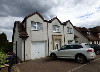 Thumbnail 6 bedroom detached house for sale in Croftbank Gate, Bothwell, Glasgow
