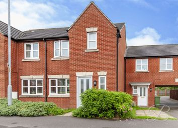 Thumbnail 3 bed terraced house for sale in Lawrence Avenue, Mansfield Woodhouse, Mansfield