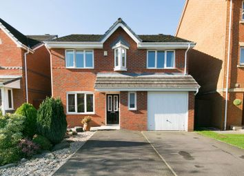 Thumbnail 4 bedroom detached house for sale in Rushwood Park, Standish, Wigan