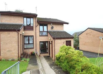 Thumbnail 1 bed flat for sale in Kings Crescent, Elderslie, Johnstone, Renfrewshire