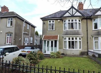 Thumbnail 4 bedroom semi-detached house for sale in Clasemont Road, Morriston, Swansea
