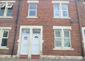 Thumbnail 3 bed flat for sale in Bewicke Road, Willington Quay, Wallsend