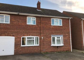 Thumbnail 3 bed semi-detached house to rent in Gaultree Square, Emneth, Wisbech