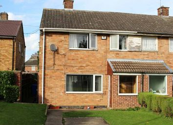 Thumbnail 3 bedroom semi-detached house for sale in Aster Close, Sheffield, South Yorkshire