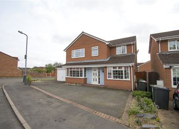 Thumbnail 5 bed detached house for sale in Hardy Close, Galley Common, Nuneaton, Warwickshire