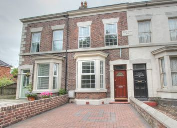 Thumbnail 3 bed terraced house for sale in Mount Road, Bebington, Wirral
