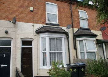 Thumbnail 2 bed terraced house for sale in Poplar Avenue, Lozells