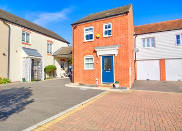 Thumbnail 2 bed link-detached house for sale in Scotney Close, Kingsnorth, Ashford
