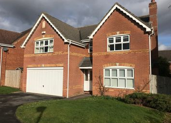 Thumbnail 4 bed detached house to rent in Kings Wood Road, Monmouth