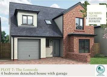 Thumbnail 4 bed detached house for sale in Plot 7 Squirrel Close, Yanwath, Penrith