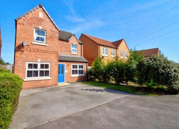 Thumbnail 4 bed detached house for sale in Whitworth Lane, Rotherham