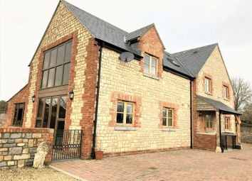 Thumbnail 4 bed detached house to rent in Picts Hill, Langport