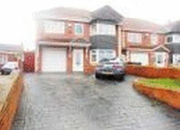 Thumbnail 4 bed detached house to rent in Manor Road, Smethwick