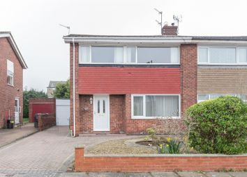 Thumbnail 3 bed semi-detached house to rent in Laneham Close, Doncaster, South Yorkshire