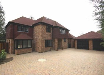 Thumbnail 5 bedroom detached house for sale in Green Lane Close, Harpenden, Hertfordshire