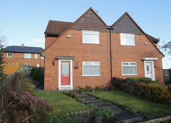 Thumbnail 2 bedroom semi-detached house for sale in Chelsea Gardens, Deckham, Gateshead, Tyne & Wear