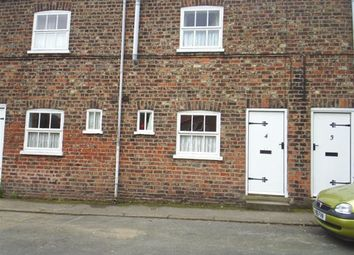 Thumbnail 2 bed terraced house to rent in George Street, Wistow, Selby