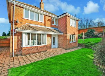 Thumbnail 4 bed detached house for sale in Shooters Hill, Eythorne, Dover, Kent