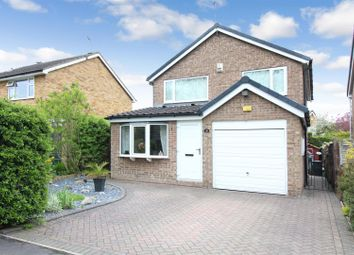 Thumbnail 3 bed detached house for sale in School Lane, South Milford, Leeds