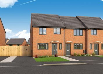 """Thumbnail 3 bedroom property for sale in """"The Bay"""" at Fletcher Way, Peterborough"""