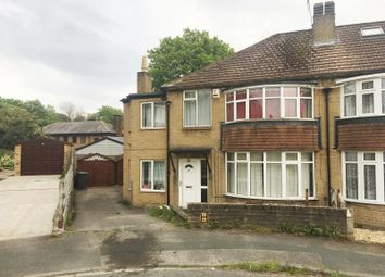 Thumbnail 5 bedroom semi-detached house to rent in Carr Manor Walk, Moortown, Leeds