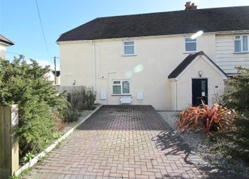 Thumbnail 3 bed semi-detached house for sale in Field Close, Braunton