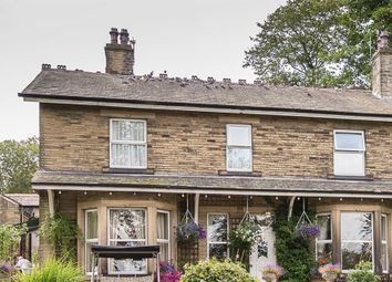 Thumbnail 4 bed detached house for sale in Elder Lea House, Clough Lane, Brighouse