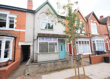 Thumbnail 3 bed terraced house for sale in First Avenue, Selly Park, Birmingham