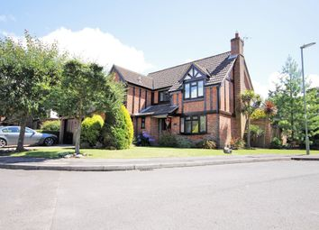 Thumbnail 4 bedroom detached house for sale in Erica Close, Locks Heath, Southampton