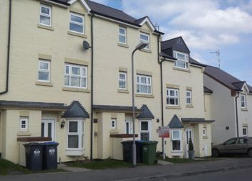 Thumbnail 4 bed terraced house for sale in Sissinghurst Close, Rugby
