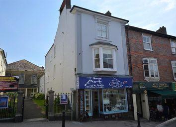 Thumbnail 2 bedroom flat for sale in Fore Street, Kingsbridge, Devon