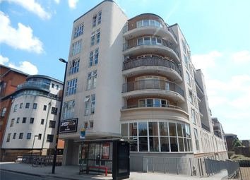 Thumbnail 2 bed flat for sale in City Court, 15 Lower Canal Walk, Southampton