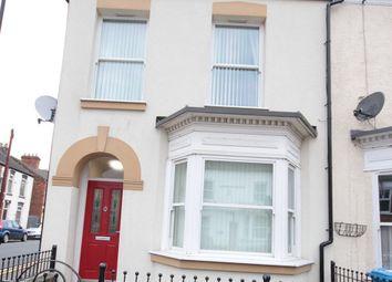 Thumbnail 6 bed terraced house to rent in Sandringham Street, Hull