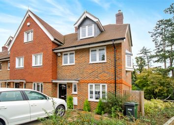 Thumbnail 3 bed end terrace house to rent in Jubilee Close, Horley, Surrey