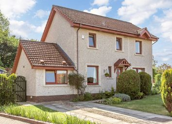 Thumbnail 3 bed detached house for sale in 13 Rosedale Grove, Rosewell
